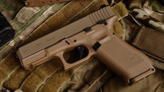 Glock 19 Pistol Army XM17 modular handgun system lead