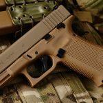Glock 23 Pistol Army XM17 modular handgun system lead
