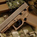 Glock 23 Pistol Army XM17 modular handgun system vest