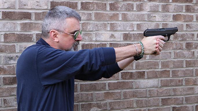 Polymer Pistols Suck argument VP70 grip