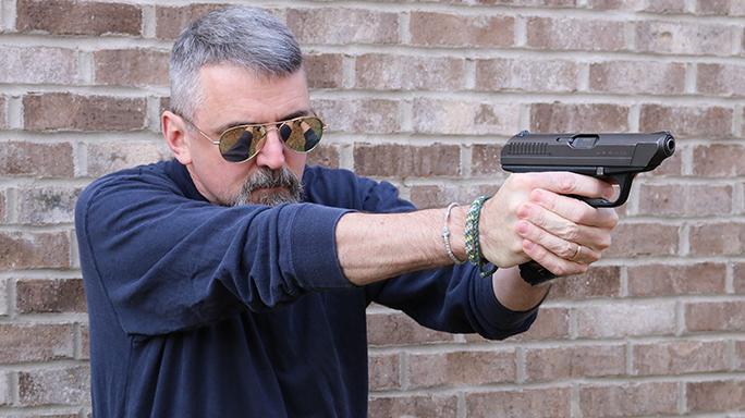 Polymer Pistols Suck argument VP70 lead