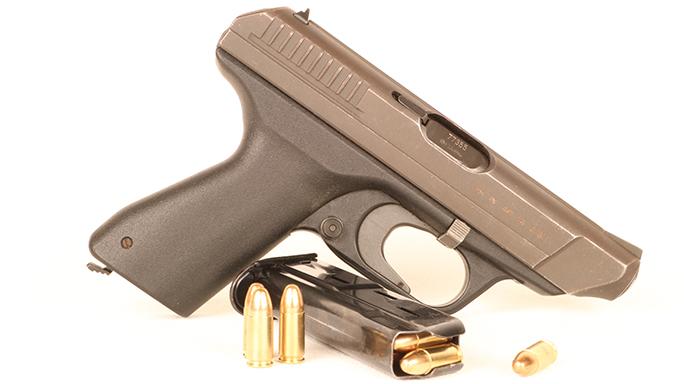 Polymer Pistols Suck argument VP70 right