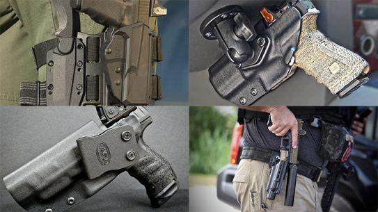 handguns with red dot sights