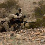 marines uber squad m27 rifle suppressor
