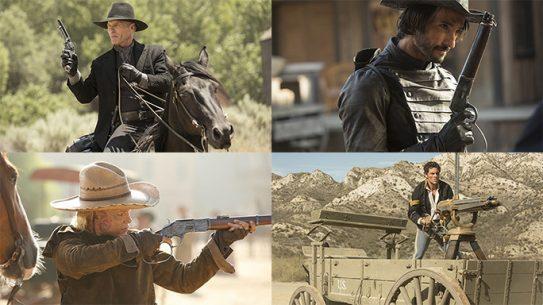westworld guns