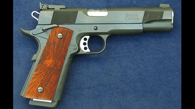 1911 pistols Les Baer Premier II