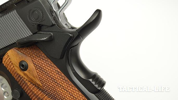 1911 Upgrades grip safety