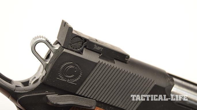 1911 Upgrades rear sight