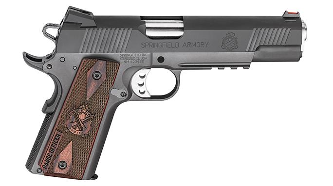 Springfield Armory Range Officer Operator 1911 pistol