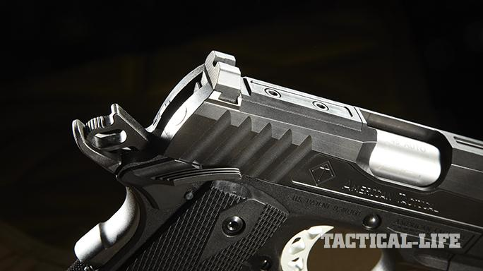 ATI FXH-45 pistol serrations