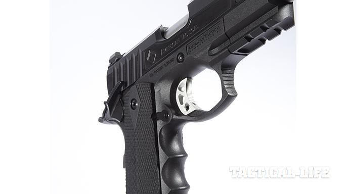 ATI FXH-45 pistol triggerguard