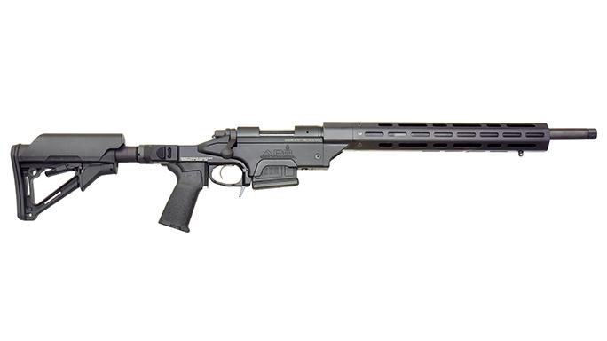 ashbury precision ordnance Saber m700 rifle