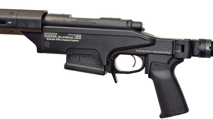 ashbury precision ordnance Saber m700 rifle chassis