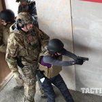Beretta APX pistol shoothouse