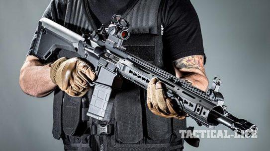 Black Dawn armory BDR-10 rifle