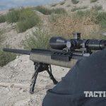 H-S Precision HTR rifle aiming