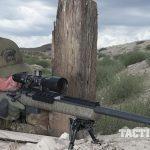 H-S Precision HTR rifle shooting