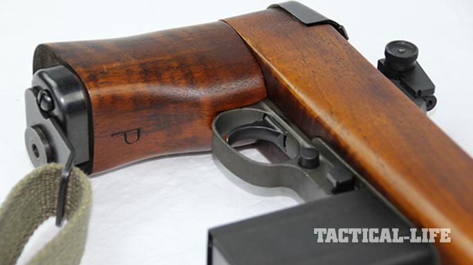 inland advisor m1 pistol grip