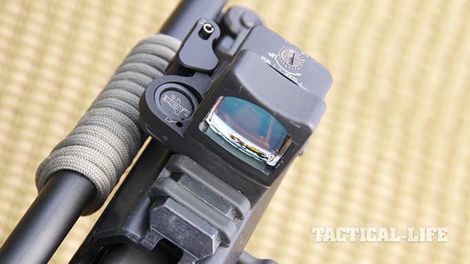 fab defense KPOS glock carbine rmr sight