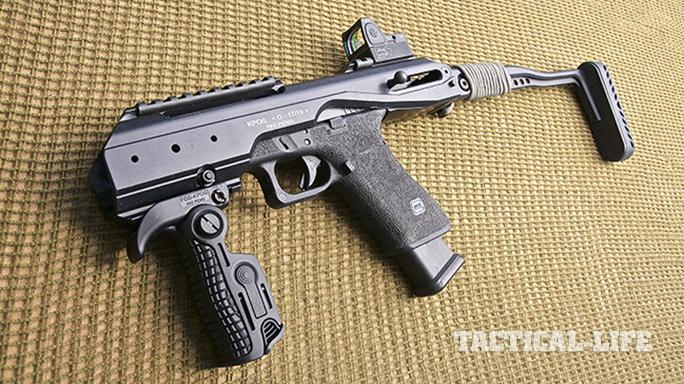 fab defense KPOS glock carbine extended
