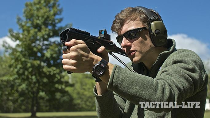 fab defense KPOS glock carbine