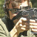 fab defense KPOS glock carbine firing