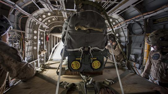 Joint Precision Airdrop Systems delivery