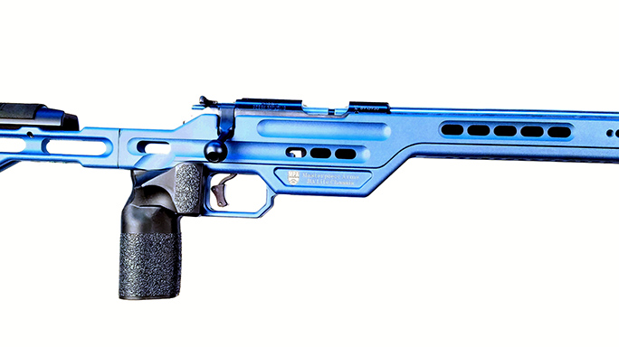 Masterpiece Arms MPA 22BA chassis