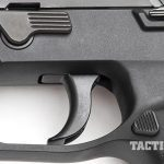 Sig Sauer P320 RX Full-Size pistol trigger