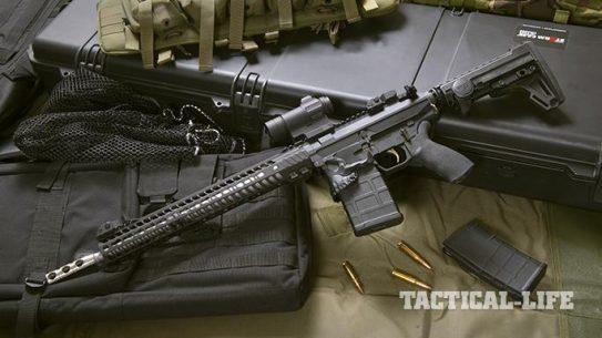 Sharps Bros. Jack10 Rifle left profile