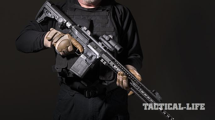 Sharps Bros. Jack10 Rifle right angle