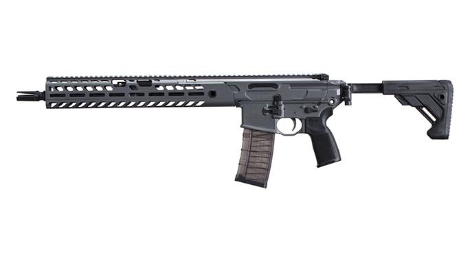Sig MCX Virtus Patrol rifle left profile