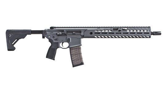 Sig MCX Virtus Patrol rifle right profile
