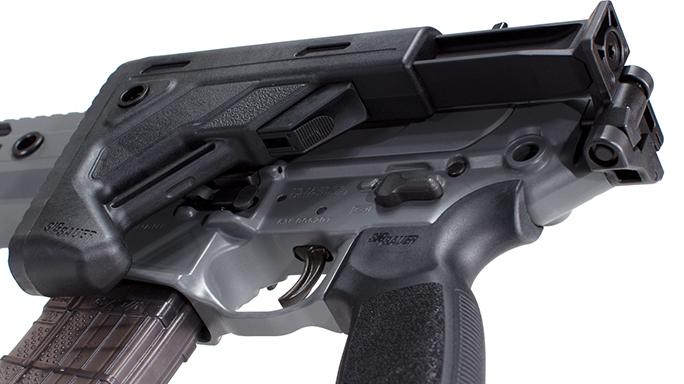 Sig MCX Virtus Patrol rifle stock