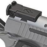 Sig 1911 Match Elite Stainless pistol rear sight