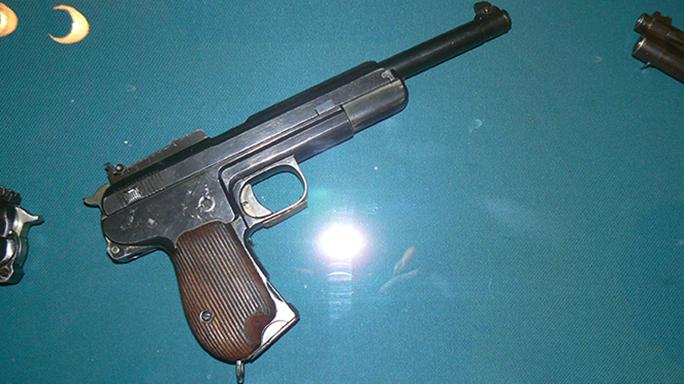 soviet experimental weapons tokarev pistol