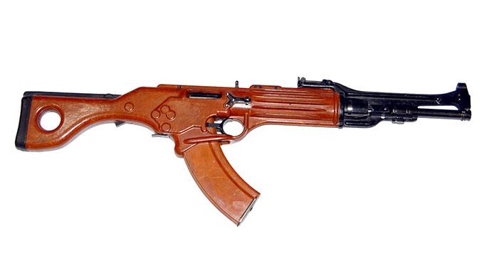 soviet experimental weapons korobov rifle