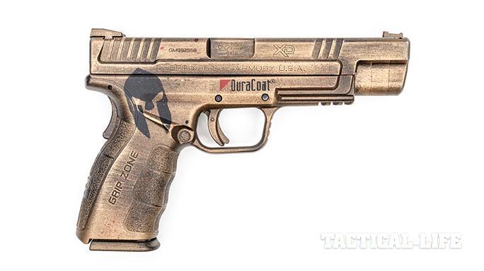 lauer custom weaponry springfield xd right profile