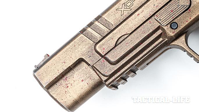 lauer custom weaponry springfield xd serrations