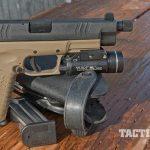 Springfield XDM 4.5 inch Threaded Barrel pistol right profile
