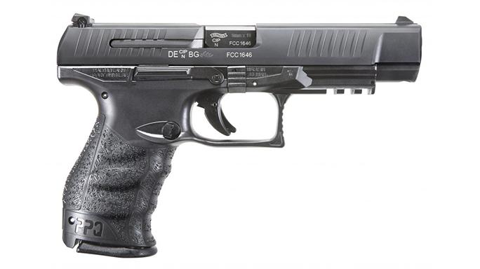 WALTHER PPQ M2 STANDARD SLIDE pistol right profile