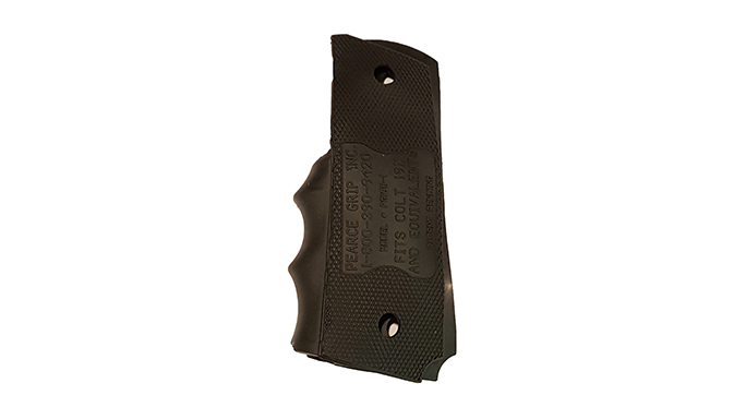 Pearce PG1911-1 Finger Groove Inserts aftermarket grips