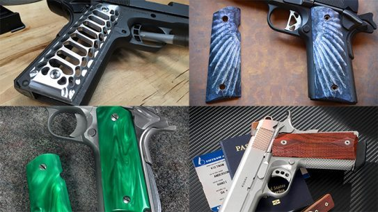1911 aftermarket grips