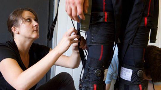 Army Exoskeleton Suit darpa