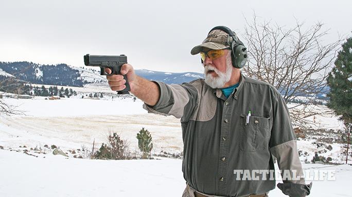 Caliber Dynamics Tomahawk Trigger aiming
