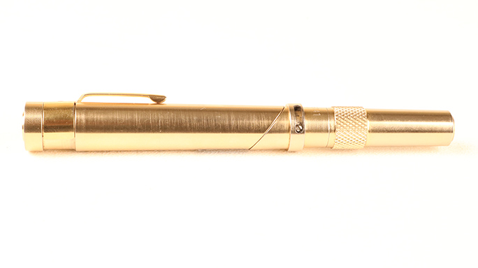 Gun Fails Braverman Stinger Pen Gun solo