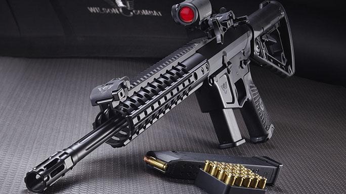 Wilson Combat AR9 rifle lead tactical-life