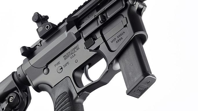 Wilson Combat AR9 rifle magazine tactical-life