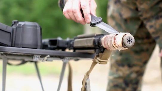 rifle suppressor bacon