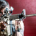 Kris Tanto Paronto Ballistic Magazine cover 2017 AR Rifle